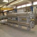 Energie + Umwelt | Biomassereactor als Doppelstock