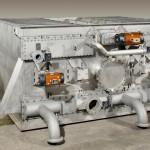 Energie + Umwelt | Gehäuse mit 4 eingebauten Wärmetauschern