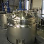 Lebensmittel |Druckbehälter für Laborversuche mit Rührwerk in EX-Ausführeung